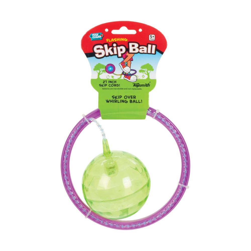 Toysmith Flashing Skip Ball
