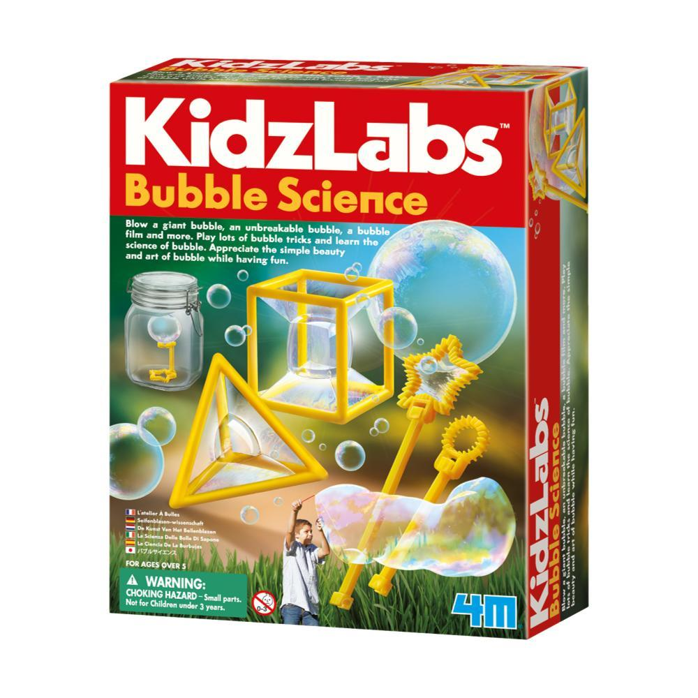 Toysmith 4m Bubble Science Kit