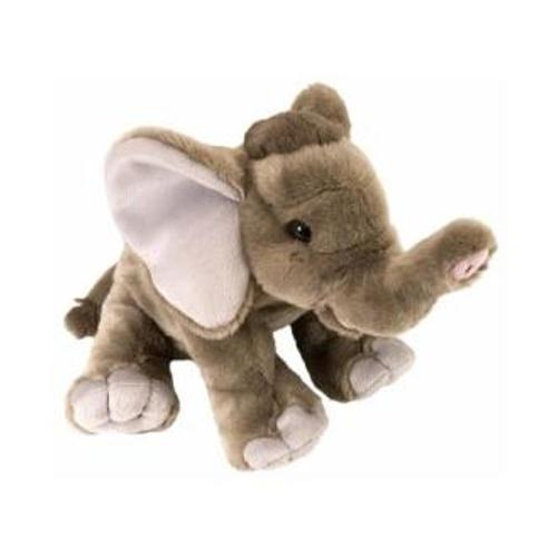 Wild Republic Cuddlekins 12in Baby Elephant Stuffed Animal