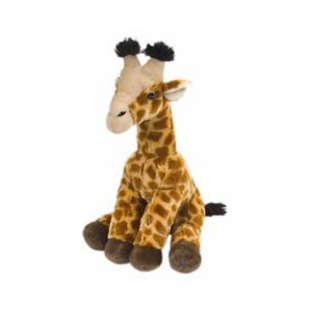 Wild Republic Cuddlekins 12in Baby Giraffe Stuffed Animal