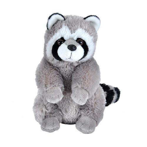 Wild Republic Cuddlekins 12in Raccoon Stuffed Animal