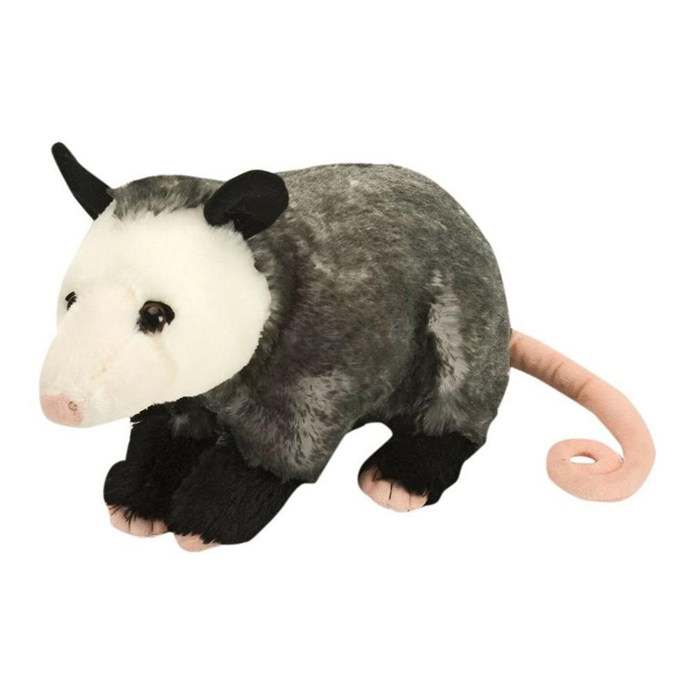 Wild Republic Cuddlekins 12in Opossum Stuffed Animal