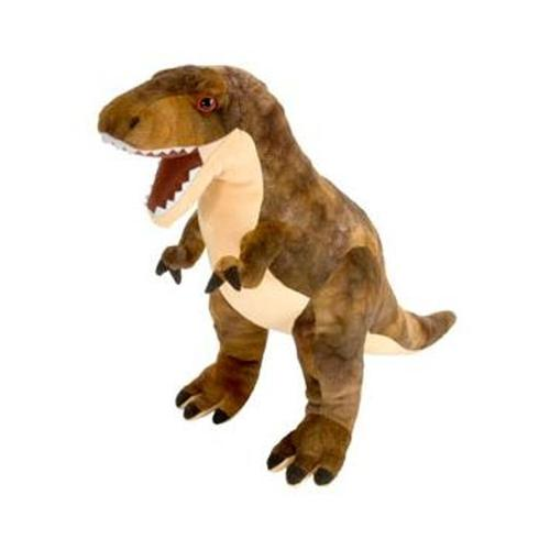 Wild Republic Dinosauria 15in T-Rex Stuffed Animal