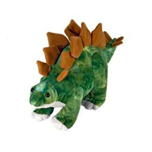 Wild Republic Dinosauria 15in Stegosaurus Stuffed Animal