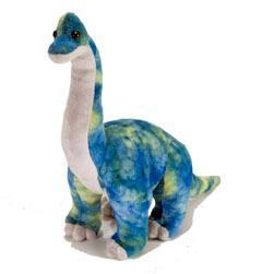 Wild Republic Dinosauria 15in Brachiosaurus Stuffed Animal BRACHIOSAUR