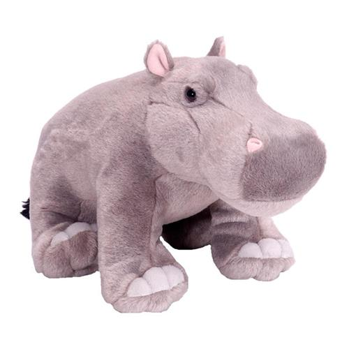 Wild Republic Cuddlekins 12in Hippo Stuffed Animal