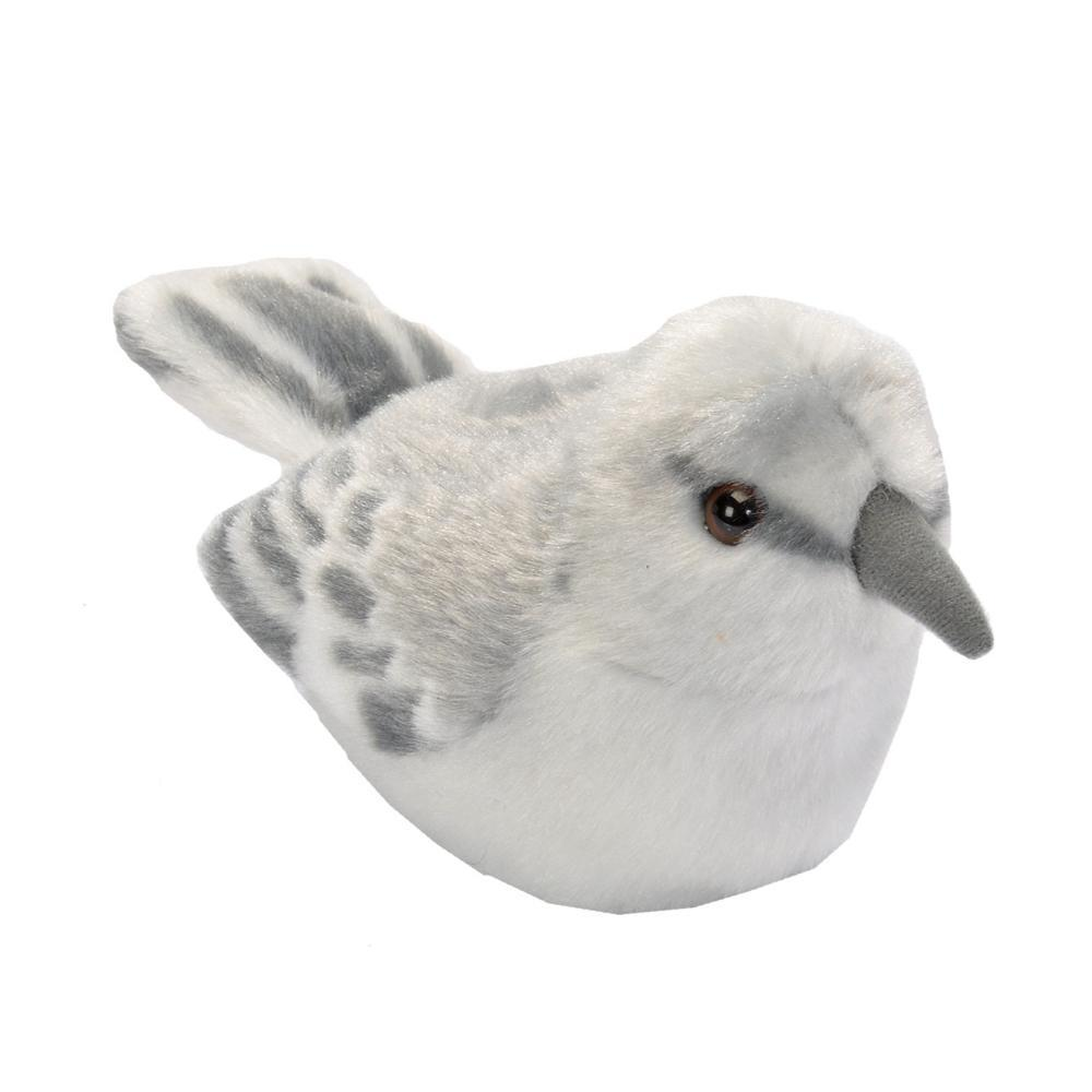 Wildlife Republic Audubon Birds Northern Mockingbird Plush Bird With Sound