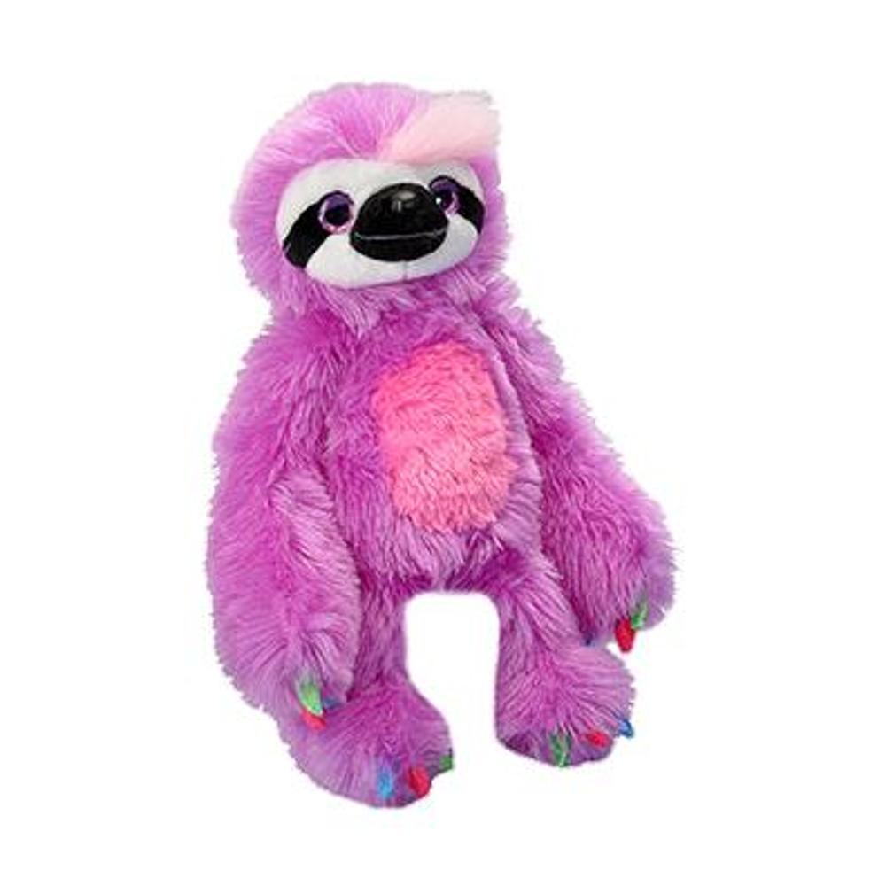 Wild Republic Sweet And Sassy 12in Sloth Stuffed Animal
