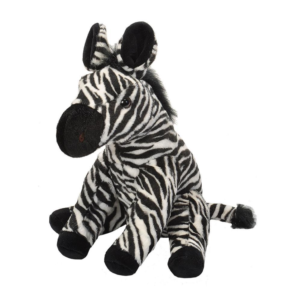 Wild Republic Cuddlekins 12in Zebra Stuffed Animal