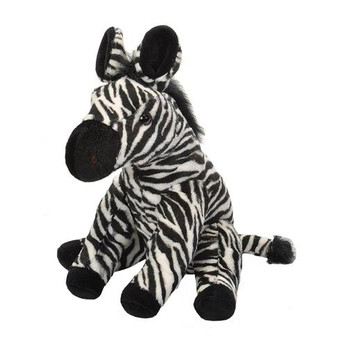 Wild Republic Cuddlekins 12in Zebra Stuffed Animal