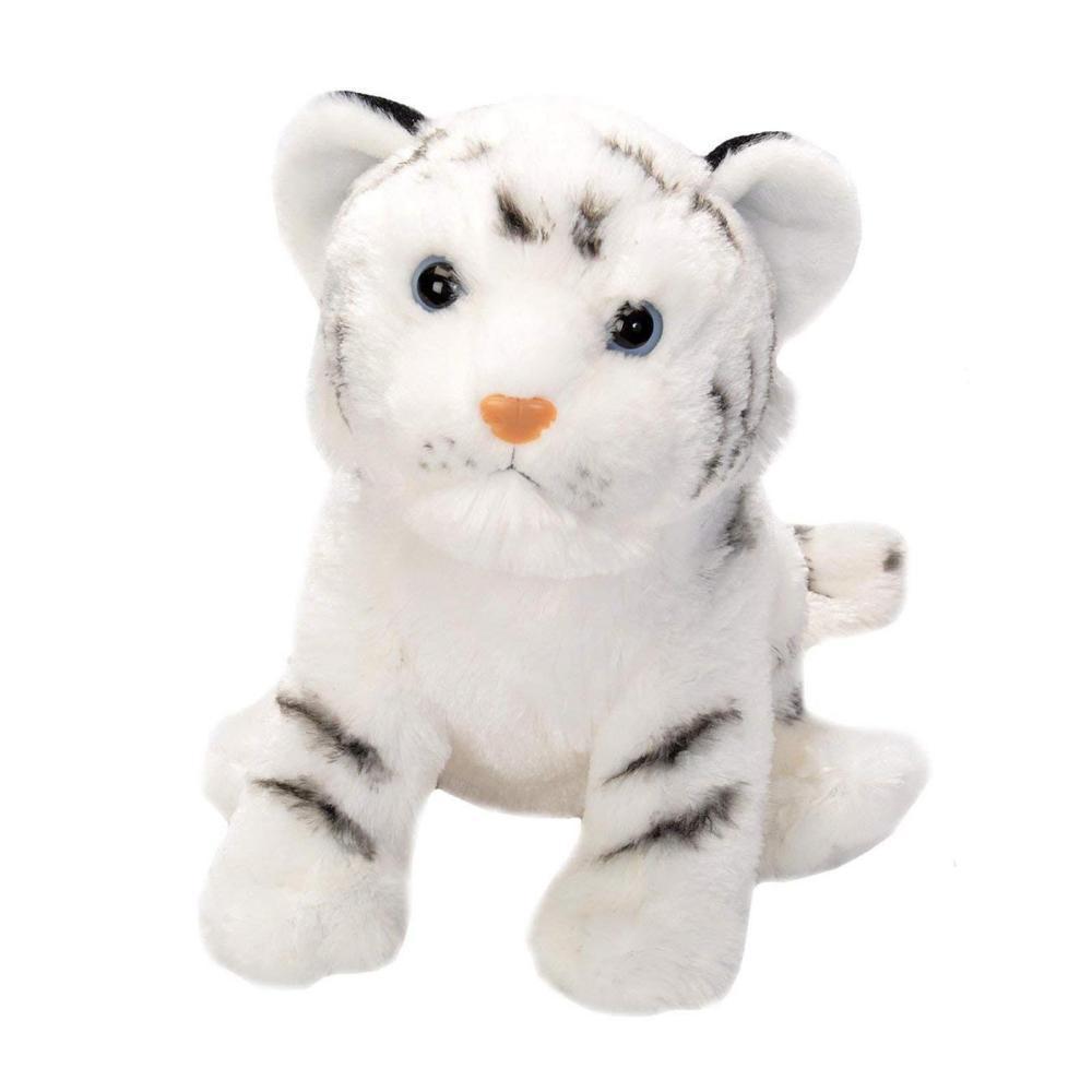 Wild Republic Cuddlekins 12in White Tiger Cub Stuffed Animal