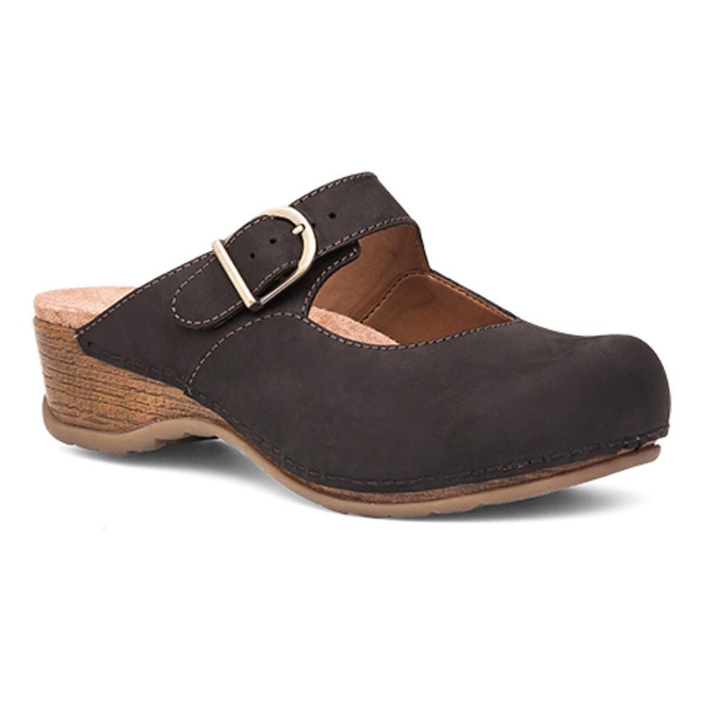 Dansko Women's Martina Clogs BLACK