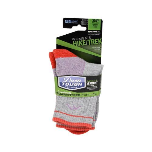 Darn Tough Women's Hiker Coolmax Micro Crew Cushion Socks