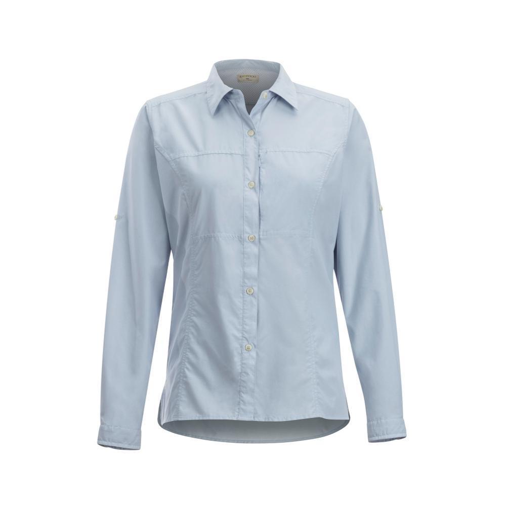 ExOfficio Women's Lightscape Long Sleeve Shirt XENON