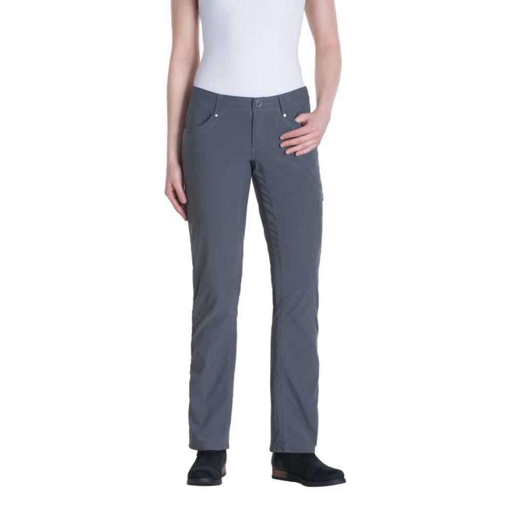 KUHL Women's Trekr Pants - 30in Inseam CHARCOAL