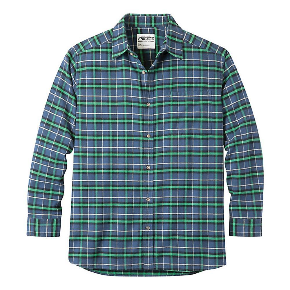 Mountain Khakis Men's Peden Plaid Shirt TWILIGHT