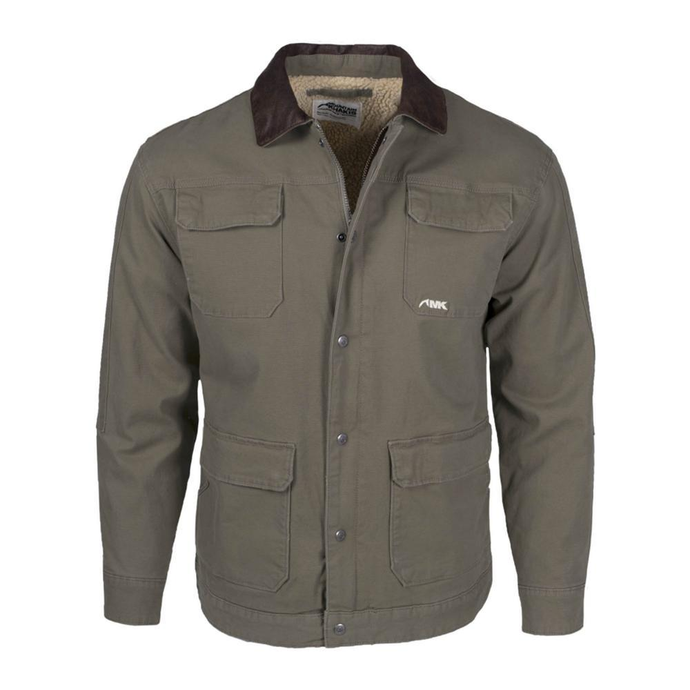 Mountain Khakis Men's Ranch Shearling Jacket TERRA