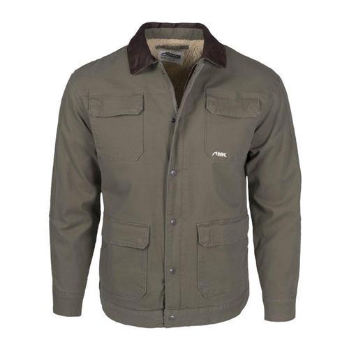 Mountain Khakis Men's Ranch Shearling Jacket Terra