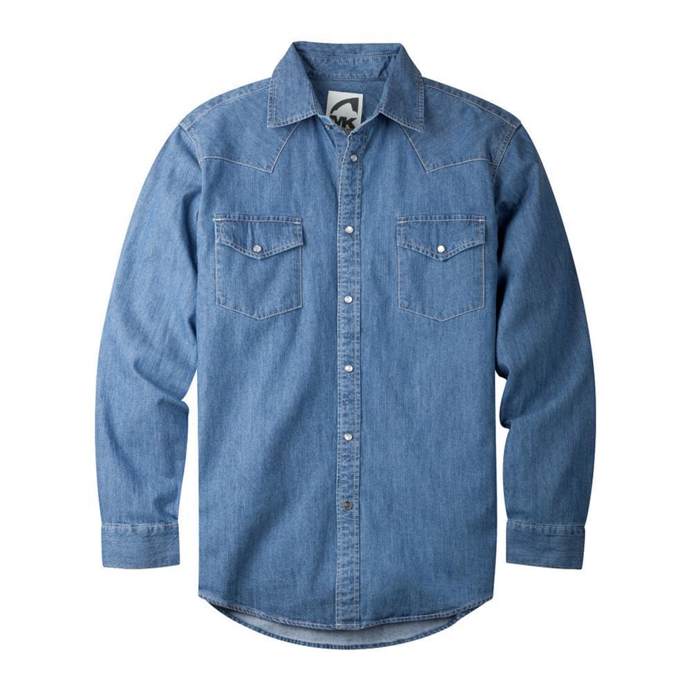 Mountain Khakis Men's Original Mountain Denim Shirt