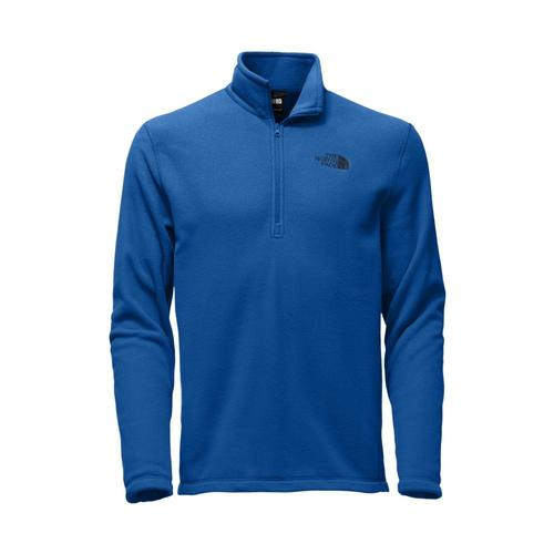 The North Face Men's TKA 100 Glacier 1/4 Zip Wxn_sea