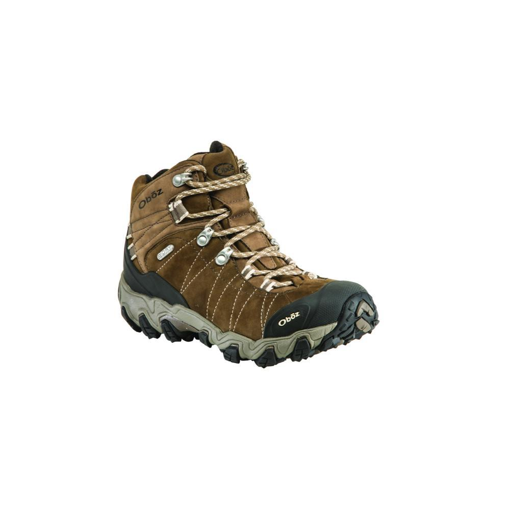 Oboz Women's Bridger Mid Waterproof Wide Boots WALNUT
