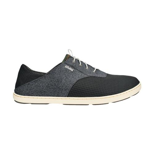 OluKai Men's Nohea Moku Shoes Shadow