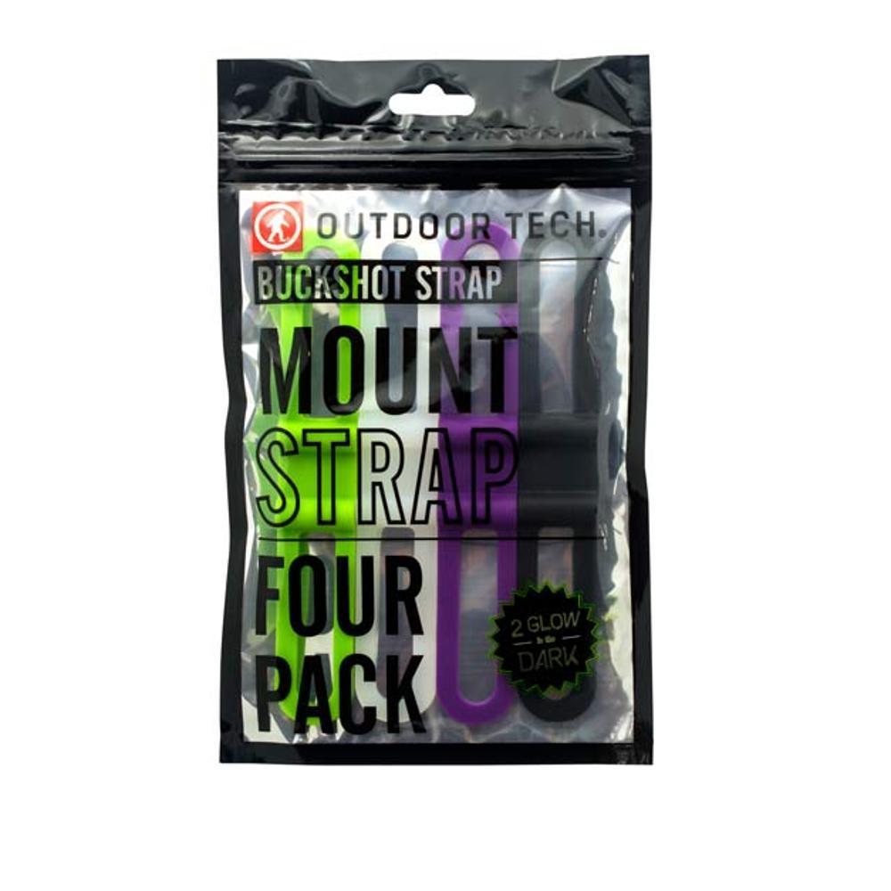 Outdoor Tech Buckshot Strap 4- Pack