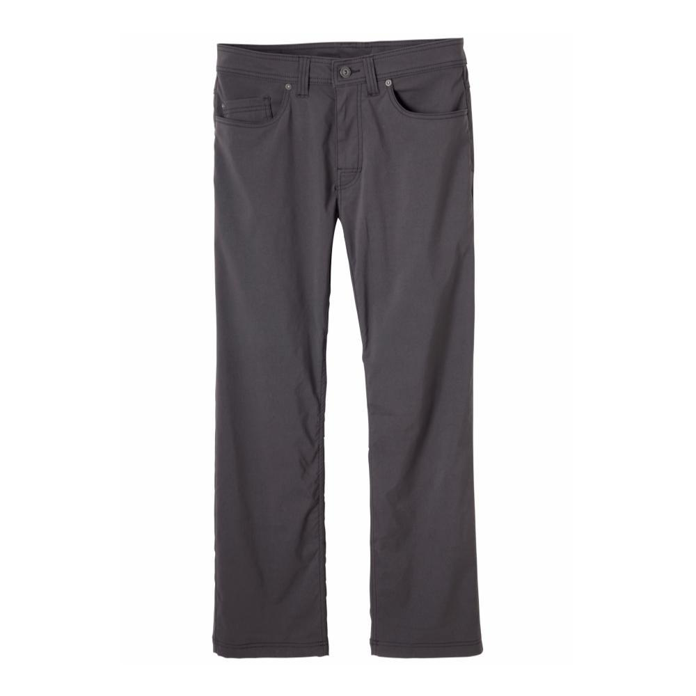 prAna Men's Brion Pants - 34in Inseam CHARCOAL