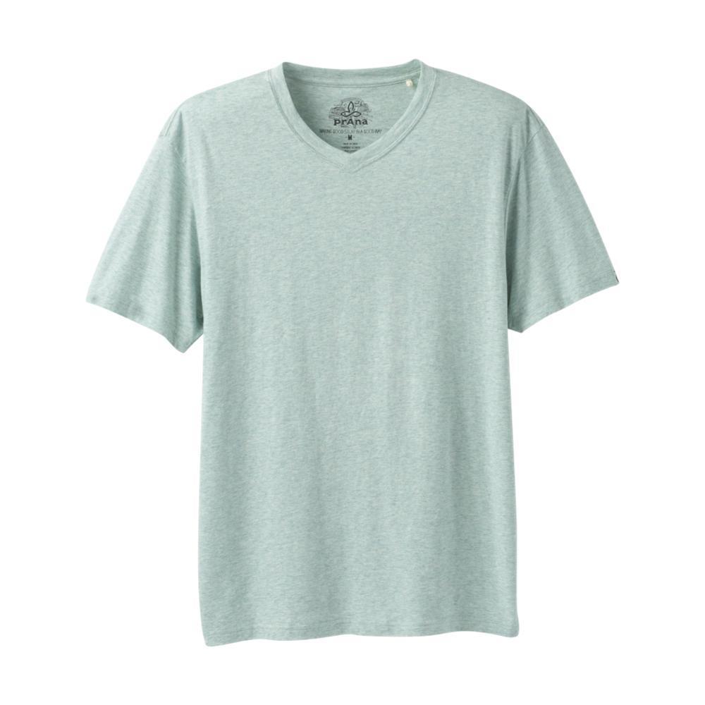 prAna Men's PrAna V-Neck T-Shirt AGAVEHTHR