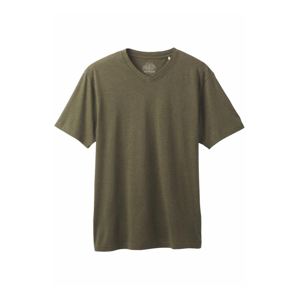 prAna Men's PrAna V-Neck T-Shirt CARGREEN
