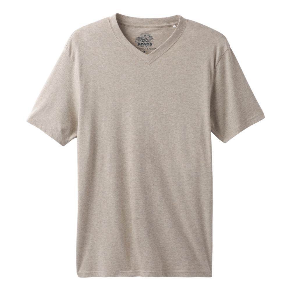 prAna Men's V-Neck T-Shirt DKKHAKIHTHR