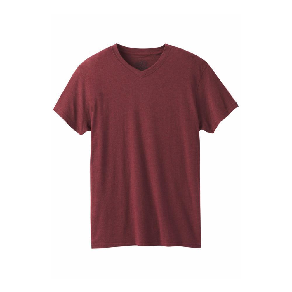 prAna Men's PrAna V-Neck T-Shirt RAISIN