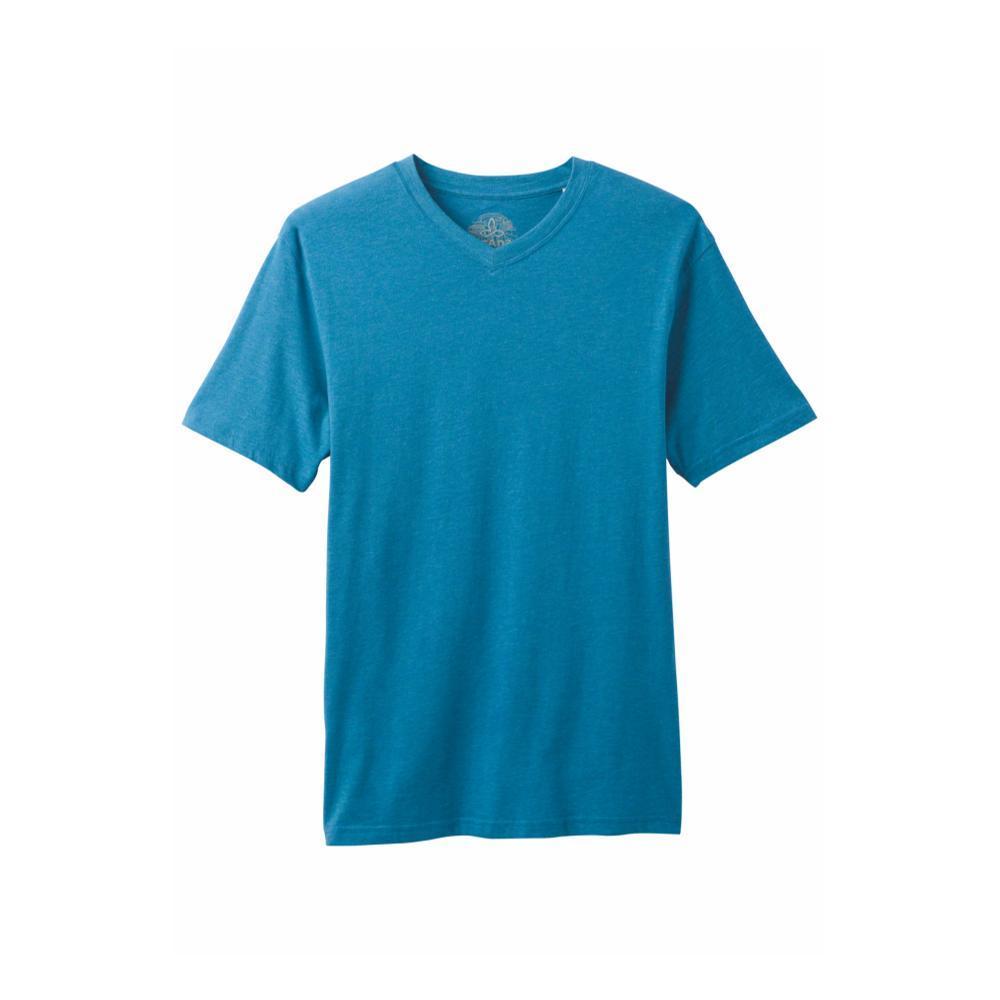 prAna Men's PrAna V-Neck T-Shirt RRBLUE