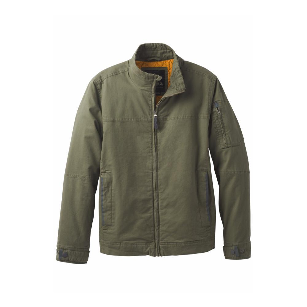 prAna Men's Bronson Jacket CARGREEN