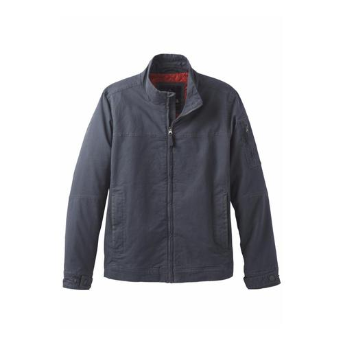 prAna Men's Bronson Jacket Coal