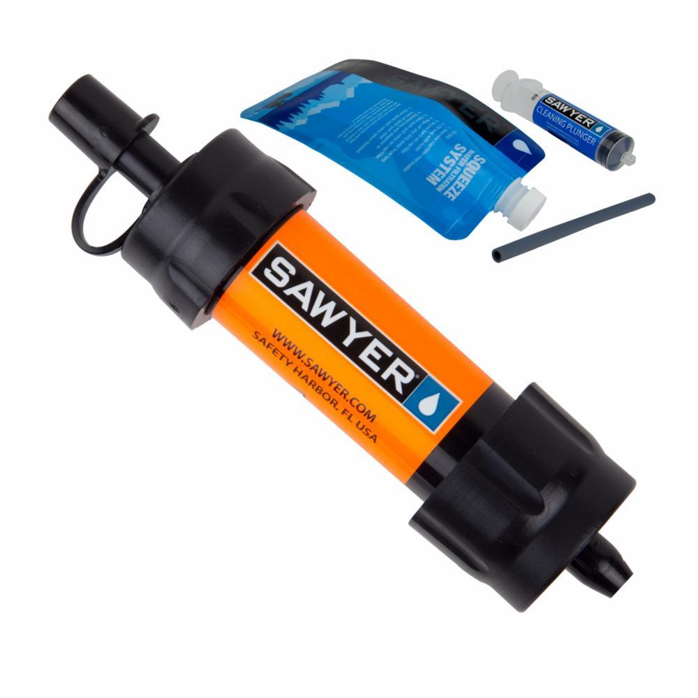Sawyer Mini Water Filtration System - 16oz ORANGE
