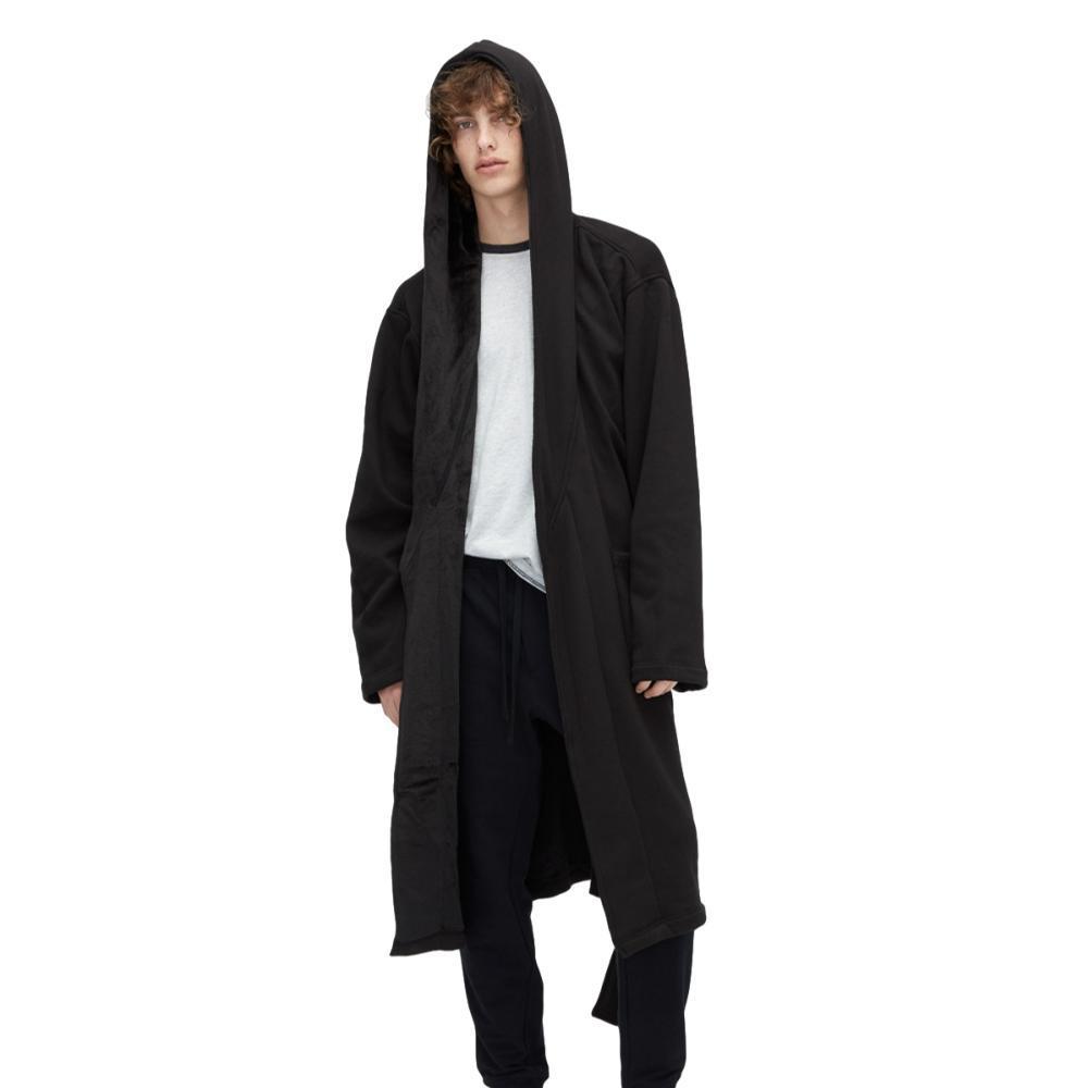 Ugg Australia Men's Brunswick Robe BLK
