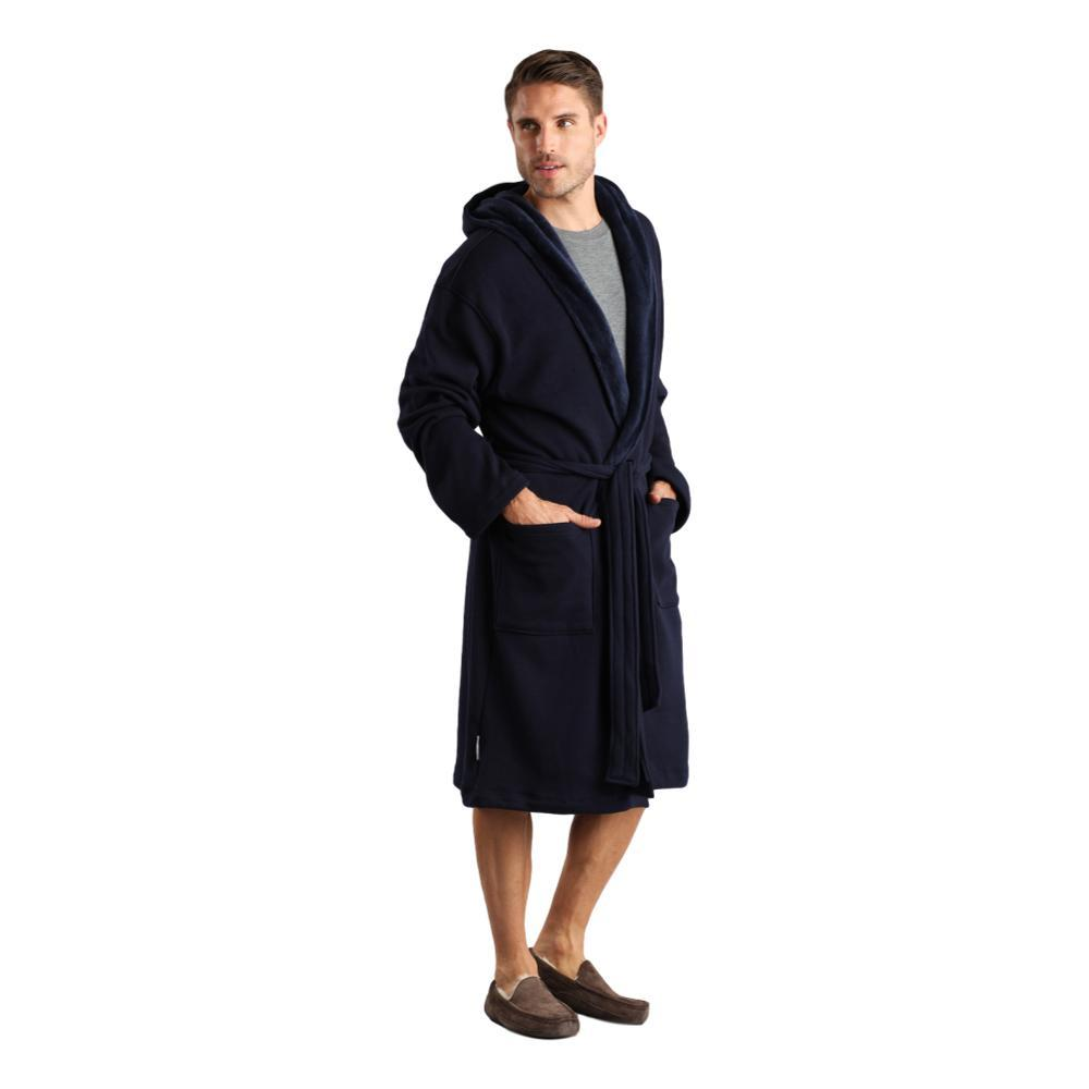 Ugg Australia Men's Brunswick Robe NAVY