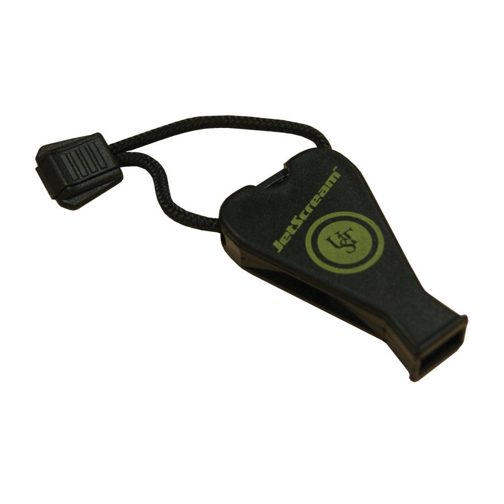 UST JetScream Floating Whistle BLACK