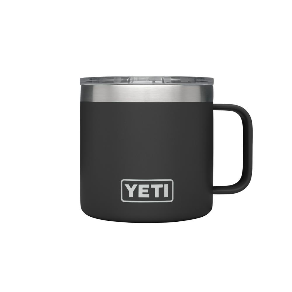 YETI Rambler 14oz Mug BLACK