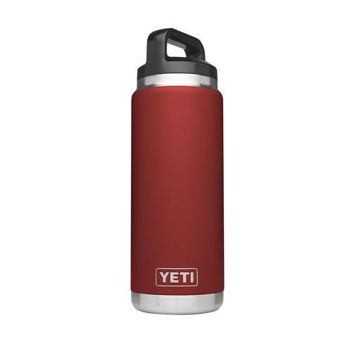 YETI Rambler 26oz Bottle Brick.Red