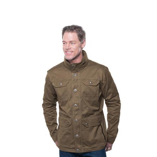 Kuhl Men's Kollusion Jacket Drkkhaki
