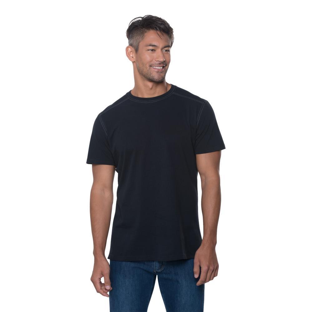 Kuhl Men's Bravado SS Shirt RAVEN
