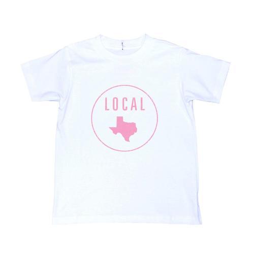 Locally Grown Kids Texas Local Tee