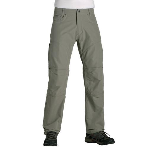 Kuhl Men's Liberator Convertible Pant - 32in Inseam Khaki