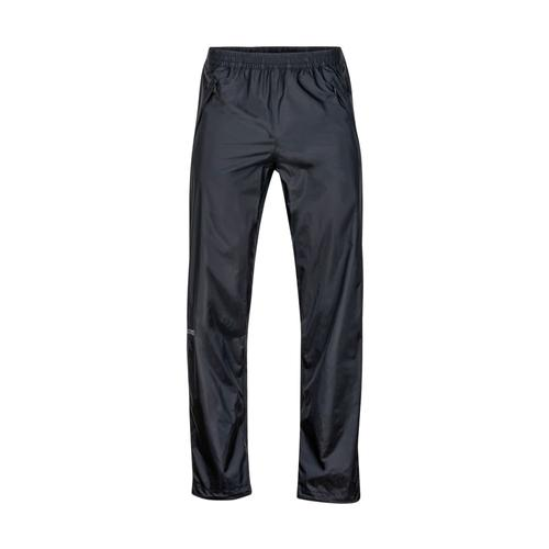 Marmot Men's Precip Fullzip Pant - Long Black_001