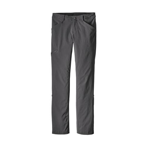 Patagonia Women's Quandary Pants - Short 30in Inseam Fge_grey