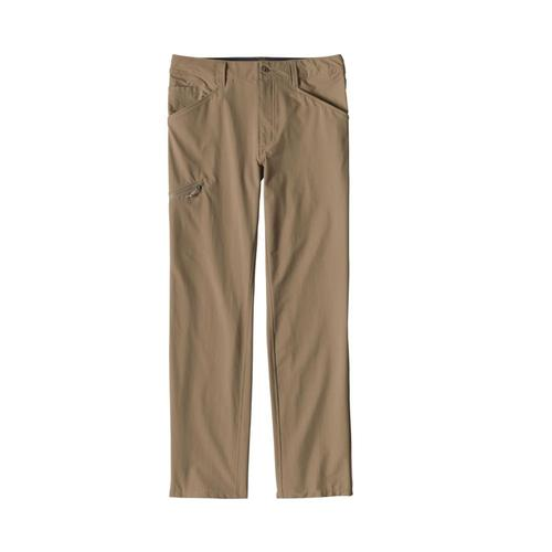 Patagonia Men's Quandary Pants - 32in Inseam Asht_tan