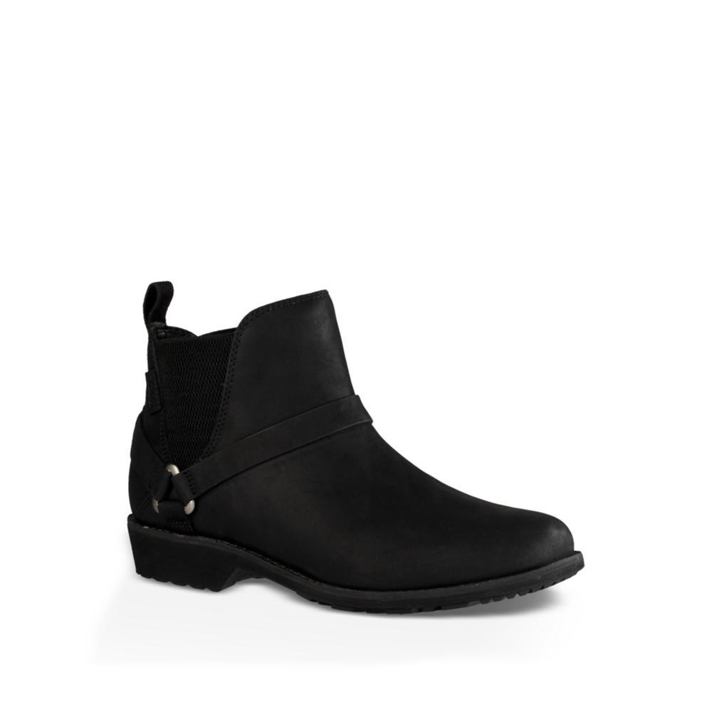 Teva Women's De La Vina Dos Chelsea Boots BLACK