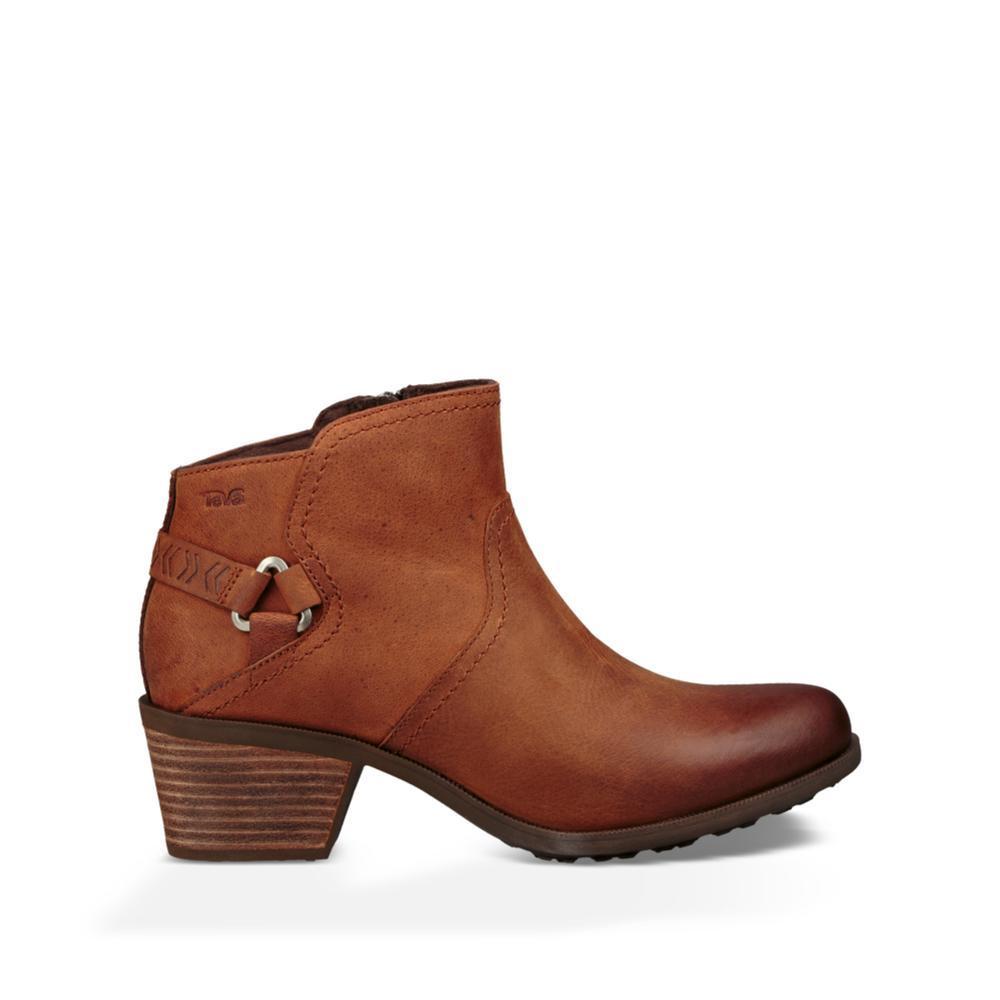 Teva Women's Foxy Waterproof Boots CARAMEL